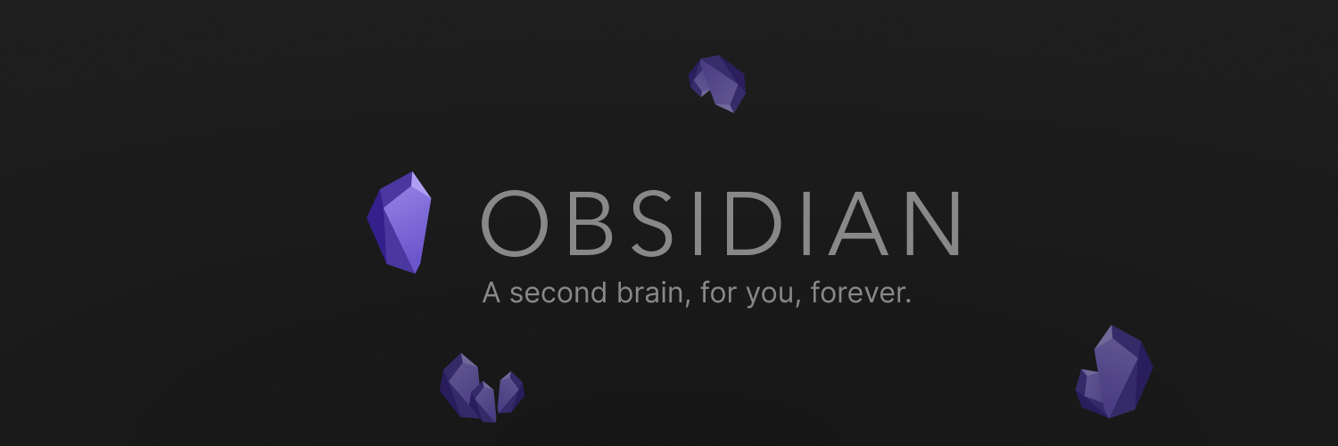 Obsidian: A knowledge base that works on local Markdown files.